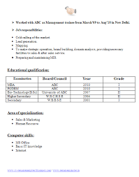It Knowledge Resume Over 10000 Cv And Resume Samples With Free Download Cv Format For