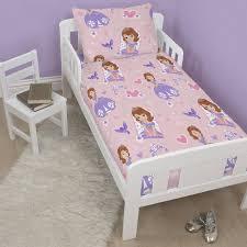 disney girls bedding disney sofia the first bedding single double u0026 junior duvet cover