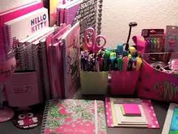 School Desk Organization Ideas Back To School Desk Organization