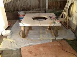 Fire Pit Bq - polished concrete fire pit table 7 steps with pictures
