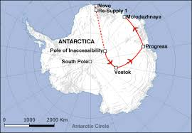 map of antarctic stations location of south pole station on flat earth map