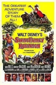 swiss family robinson 1960 film