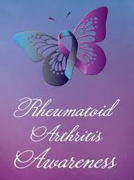 ra ribbon best 25 rheumatoid arthritis awareness ideas on