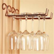 classical useful fashion bar red wine goblet glass hanger holder