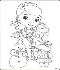 fresh dr mcstuffin coloring pages 23 drawings dr