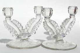 Crystal Candle Sconces Vintage Tablescapes Candle Holders U0026 Centerpieces