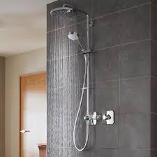 mira agile erd thermostatic bar mixer shower chrome 1 1736 403