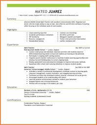 Training And Development Resume Sample England Resume Template Virtren Com