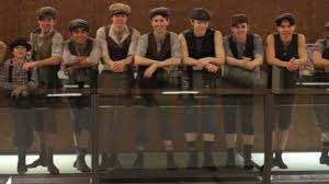 disney s newsies on broadway macy s thanksgiving day parade 2011