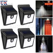 wireless led outdoor lights ever brite pir solar powered wireless led outdoor light bulb as