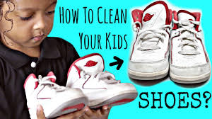 kid shoes how to clean kid shoes and easy