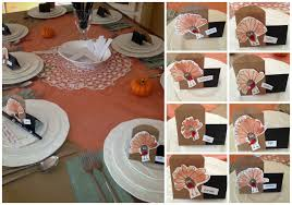thanksgiving table place cards create an interactive thanksgiving family table