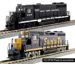 ho scale american locomotives kato usa precision