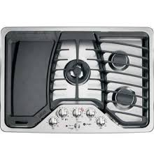 Ge Downdraft Gas Cooktop Ge Cooktop Ebay