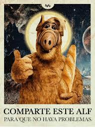 Alf Meme - comparte este alf para que no haya problemas alf meme on me me