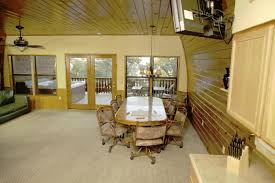 open floor plan cabins canyon lakeview resort cathedral cabins