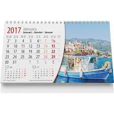 chevalet de bureau personnalisé calendrier publicitaire chevalet calendrier personnalisé 12 pages