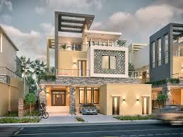 design villa private villa facades design ksa 2 by m salman on deviantart