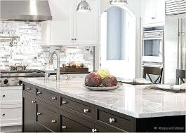 Kitchen Backsplash Ideas For Black Granite Countertops by Kitchen Backsplash White Cabinets Dark Countertop Ideas Pictures