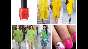 summer nail colors nail trends for summer 2017 youtube