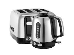 Grey Kettle And Toaster Toasters Kettles Food Processor Coffee Kitchen Appliances And