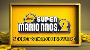 new super mario bros 2 hardest star coin guide youtube