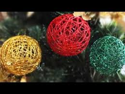 Christmas Decorations You Can Make At Home - five christmas decorations you can make at home manchester
