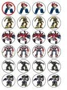transformer cake toppers transformer cake toppers kitchen buy online from fishpond au
