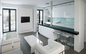 küche im wohnzimmer malerei offene küche wohnzimmer modern ideen 5 amocasio