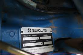 1998 new holland 1920 mfwd compact utility tractor item f7