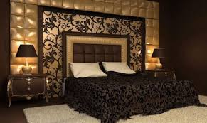 bedroom wonderful black and gold room decor black and gold