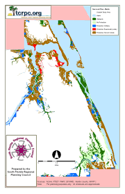 South Florida County Map by Adapting To Global Warming