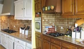 relooking d une cuisine rustique relooker cuisine rustique avant après inspirational renover cuisine