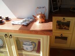 copper countertops brooks custom