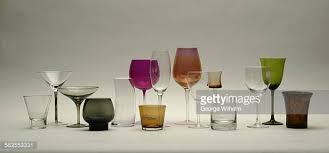 sur la table wine glasses etched glass stock photos and pictures getty images