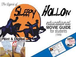 legend sleepy hollow movie viewing guide 1949 travis82