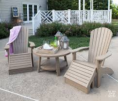 Eco Outdoor Furniture by Outdoor Living Eco Chic Style In My Own Style