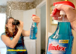Walmart Bathroom Mirrors by Spring Cleaning With Windex Brand From Walmart