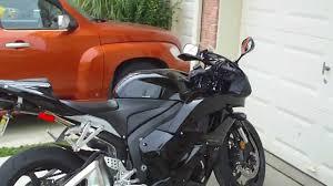 honda cbr 600 orange and black honda cbr600rr 2011 youtube
