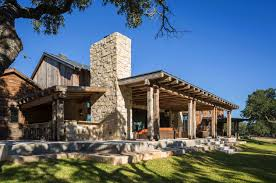 Barn Homes Texas by Modern Rustic Barn Style Retreat In Texas Hill Country Texas