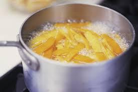 orange simple syrup recipe boil or no boil