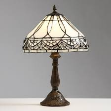 End Table Lamps Table Lamps For Living Room Bedroom End Table Lamp Vintage Stained