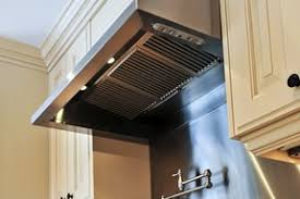 What Is The Effect Of Oven Cleaner On Kitchen Countertops by How To Clean The Range Hood Over Your Stove Oven Or Microwave