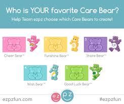 favorite care bear