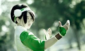 Toph Blind Toph Bei Fong The Blind Bandit By Racoonfactory On Deviantart