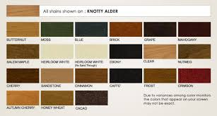 kitchen cabinet stain colors on alder stain finish cabinets home expressions by jackson design
