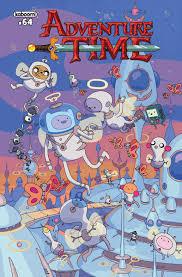 adventure time series adventure time