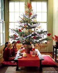 martha stewart desserts sparkling pine tree mld105140