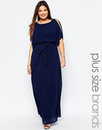 club l plus maxi dress with fluted sleeves my style pinterest