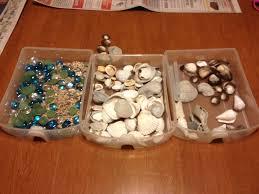 tips seashell crafts seashell display box seashell